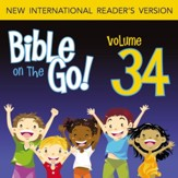 Bible on the Go Vol. 34: The Early Life of Jesus (Luke 1-2; Matthew 2) - Unabridged Audiobook [Download]