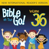 Bible on the Go Vol. 36: The Twelve Disciples; Sermon on the Mount, Part 1 (Matthew 5-7, 10) - Unabridged Audiobook [Download]