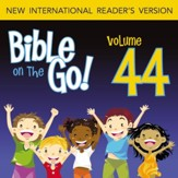 Bible on the Go Vol. 44: The Story of Saul; Peter and Cornelius; Peter in Prison (Acts 9-12) - Unabridged Audiobook [Download]