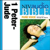 NIV Audio Bible, Pure Voice: 1 and 2 Peter; 1, 2 and 3 John; and Jude, Narrated by George W. Sarris - Special edition Audiobook [Download]