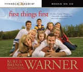First Things First - Unabridged Audiobook [Download]