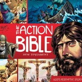 The Action Bible New Testament: God's Redemptive Story - Unabridged Audiobook [Download]