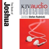King James Version Audio Bible: The Book of Joshua Performed by Stefan Rudnicki Audiobook [Download]