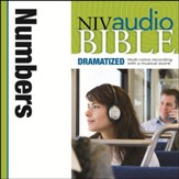 NIV Audio Bible, Dramatized: Numbers - Special edition Audiobook [Download]