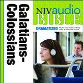 NIV Audio Bible, Dramatized: Galatians, Ephesians, Philippians, and Colossians - Special edition Audiobook [Download]