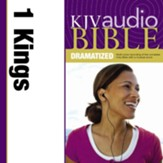 KJV Audio Bible, Dramatized: 1 Kings Audiobook [Download]