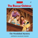 The Woodshed Mystery - Unabridged Audiobook [Download]