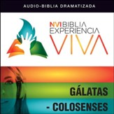 NVI Experiencia Viva: Galtas-Colosenses Audiobook [Download]