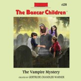 The Vampire Mystery - Unabridged Audiobook [Download]