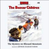 The Mystery on Blizzard Mountain - Unabridged Audiobook [Download]