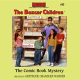 The Comic Book Mystery - Unabridged Audiobook [Download]