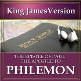 The Epistle of Paul the Apostle to Philemon: King James Version Audio Bible [Download]