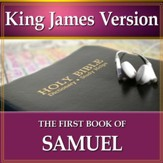 The First Book of Samuel: King James Version Audio Bible [Download]