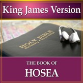 The Book of Hosea: King James Version Audio Bible [Download]