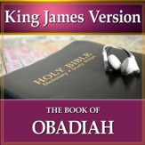 The Book of Obadiah: King James Version Audio Bible [Download]