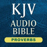 Hendrickson KJV Audio Bible: Proverbs (Voice Only) [Download]