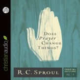 Does Prayer Change Things? - Unabridged Audiobook [Download]