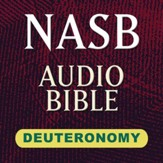 NASB Audio Bible: Deuteronomy (Voice Only) [Download]