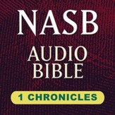 NASB Audio Bible: 1 Chronicles (Voice Only) [Download]