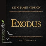 The Holy Bible in Audio - King James Version: Exodus - Unabridged Audiobook [Download]