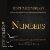 The Holy Bible in Audio - King James Version: Numbers - Unabridged Audiobook [Download]