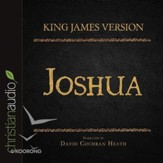 The Holy Bible in Audio - King James Version: Joshua - Unabridged Audiobook [Download]