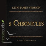 The Holy Bible in Audio - King James Version: 2 Chronicles - Unabridged Audiobook [Download]