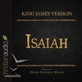 The Holy Bible in Audio - King James Version: Isaiah - Unabridged Audiobook [Download]