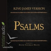 The Holy Bible in Audio - King James Version: Psalms - Unabridged Audiobook [Download]