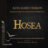The Holy Bible in Audio - King James Version: Hosea - Unabridged Audiobook [Download]