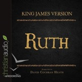 The Holy Bible in Audio - King James Version: Ruth - Unabridged Audiobook [Download]