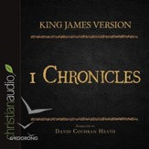 The Holy Bible in Audio - King James Version: 1 Chronicles - Unabridged Audiobook [Download]