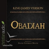The Holy Bible in Audio - King James Version: Obadiah - Unabridged Audiobook [Download]