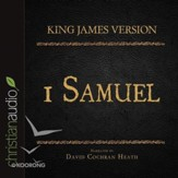 The Holy Bible in Audio - King James Version: 1 Samuel - Unabridged Audiobook [Download]