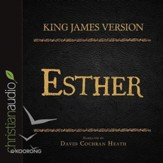 The Holy Bible in Audio - King James Version: Esther - Unabridged Audiobook [Download]