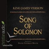 The Holy Bible in Audio - King James Version: Song of Solomon - Unabridged Audiobook [Download]