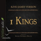 The Holy Bible in Audio - King James Version: 1 Kings - Unabridged Audiobook [Download]