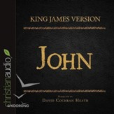 The Holy Bible in Audio - King James Version: John - Unabridged Audiobook [Download]