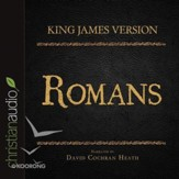 The Holy Bible in Audio - King James Version: Romans - Unabridged Audiobook [Download]