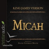 The Holy Bible in Audio - King James Version: Micah - Unabridged Audiobook [Download]