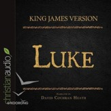 The Holy Bible in Audio - King James Version: Luke - Unabridged Audiobook [Download]