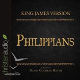 The Holy Bible in Audio - King James Version: Philippians - Unabridged Audiobook [Download]
