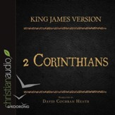 The Holy Bible in Audio - King James Version: 2 Corinthians - Unabridged Audiobook [Download]