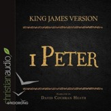 The Holy Bible in Audio - King James Version: 1 Peter - Unabridged Audiobook [Download]