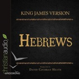The Holy Bible in Audio - King James Version: Hebrews - Unabridged Audiobook [Download]