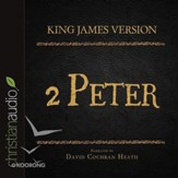 The Holy Bible in Audio - King James Version: 2 Peter - Unabridged Audiobook [Download]