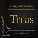 The Holy Bible in Audio - King James Version: Titus - Unabridged Audiobook [Download]