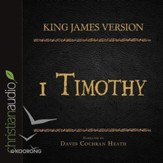 The Holy Bible in Audio - King James Version: 1 Timothy - Unabridged Audiobook [Download]