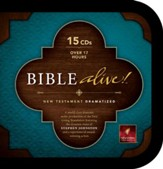 Bible Alive! New Testament Audiobook [Download]