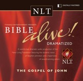 Bible Alive! NLT Gospel of John Audiobook [Download]